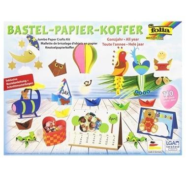 Folia Kağıt El Sanatları Bütün Yıl Renkli